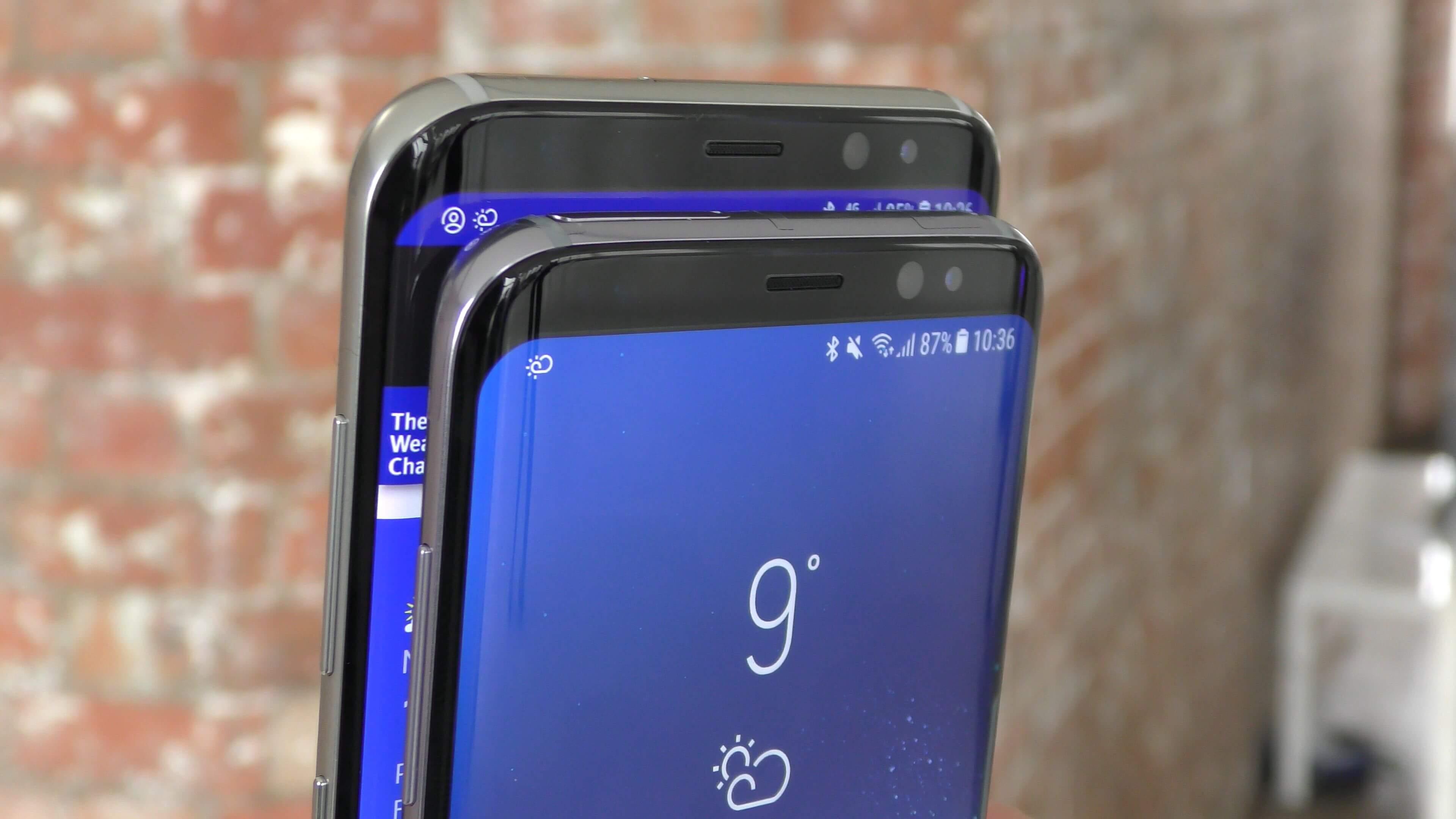 Galaxy S8 – Zvonuri