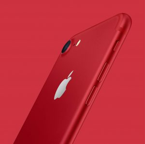 iPhone 7 și iPhone 7 plus red glassgsm service gsm suceava