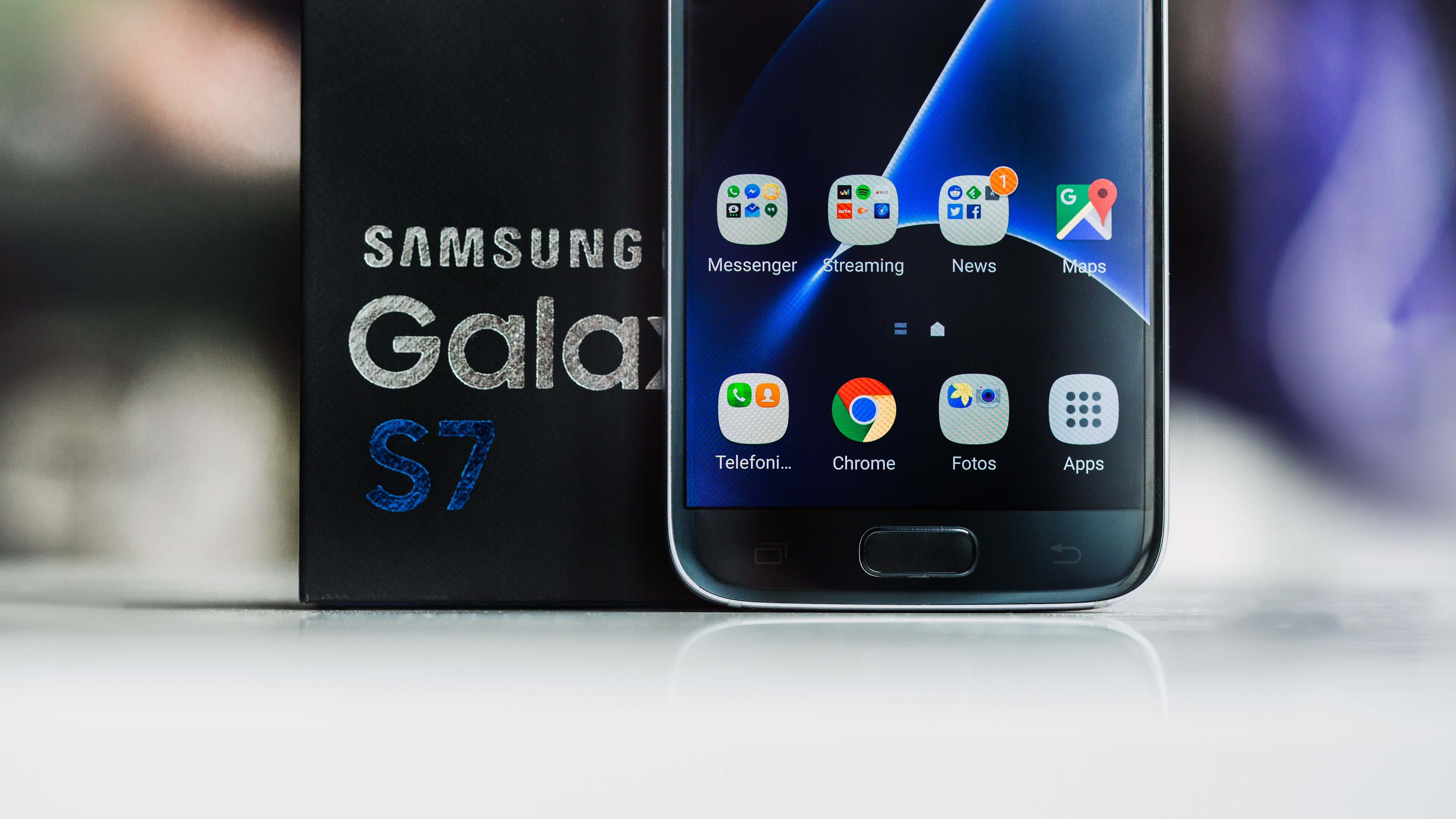 Samsung Galaxy S7 – Review