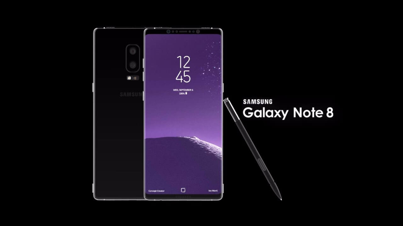 Samsung Galaxy Note 8 și un upgrade esențial – camera duală
