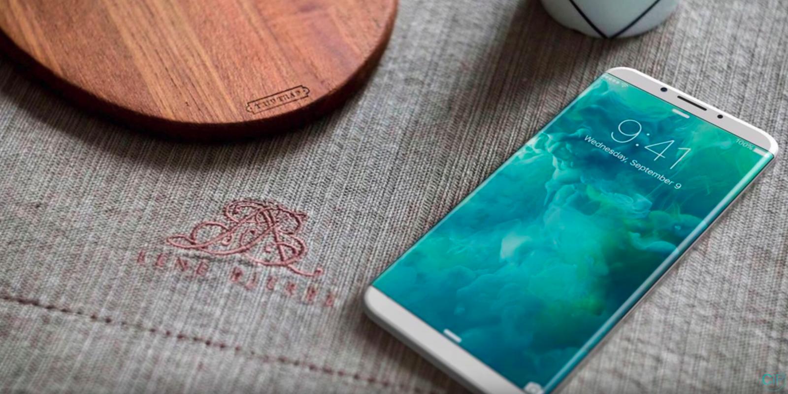 Elemente inovative la iPhone 8 – video 4K la 60 fps cu camera frontală și cu cea din spate