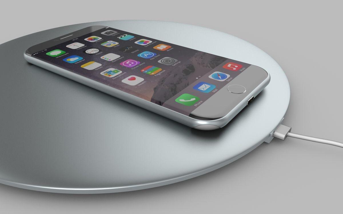 Modulele de încărcare wireless iPhone 8