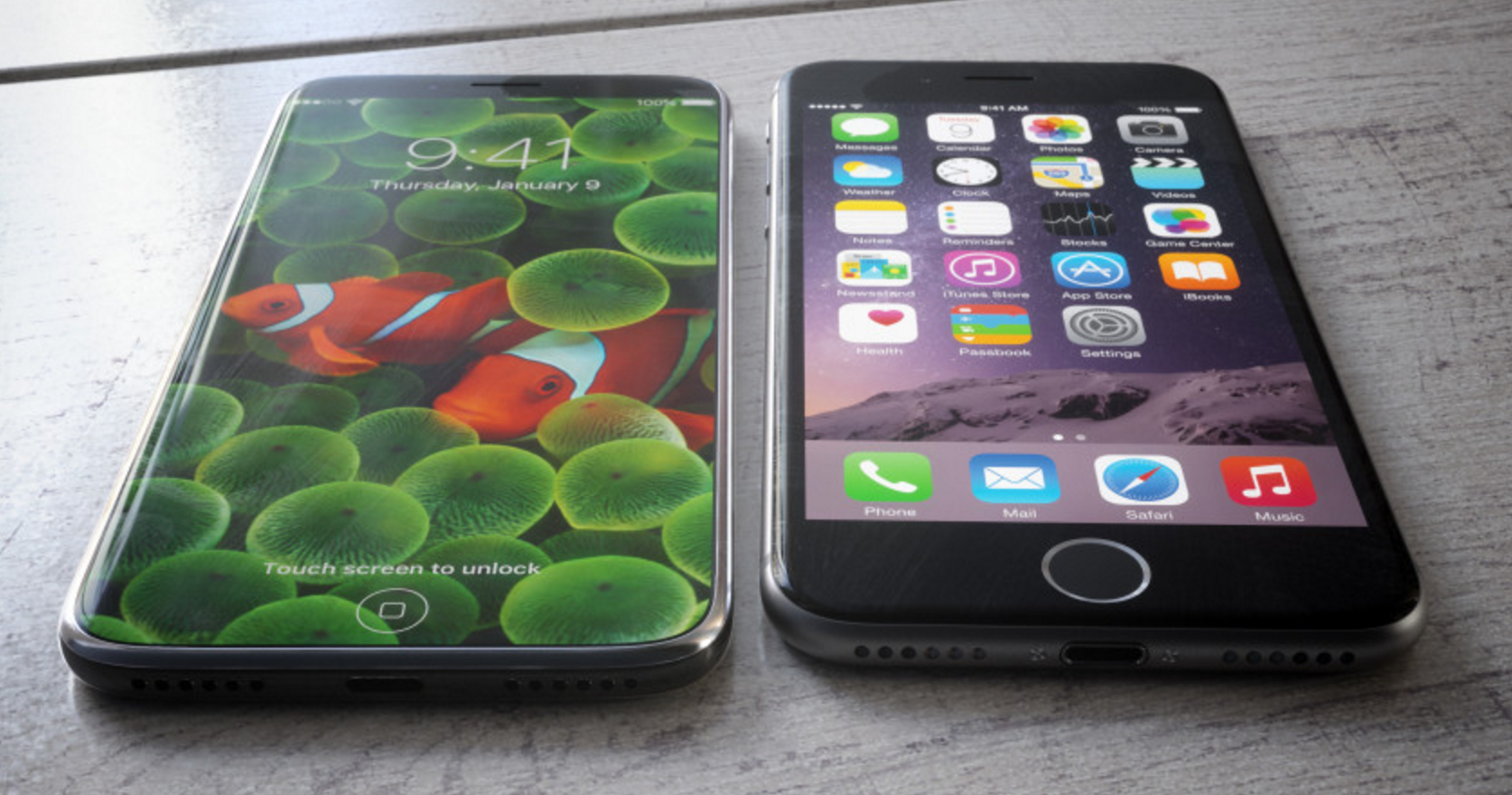 iPhone 7S va deveni iPhone 8