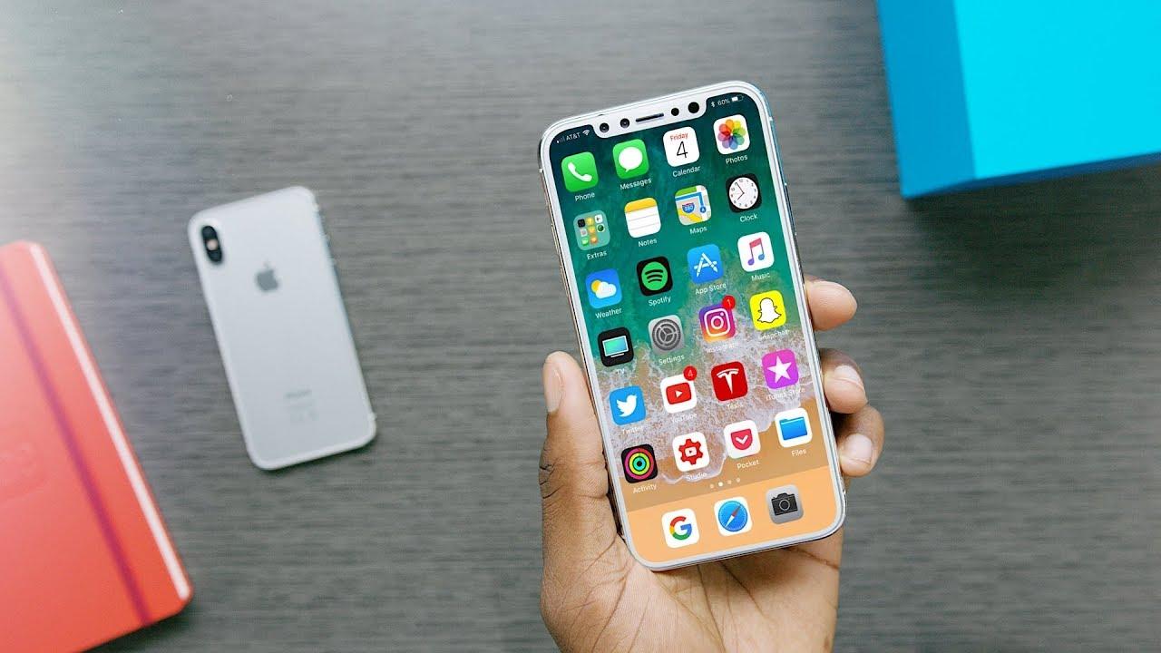 iPhone X – noutăți despre modele și prețuri