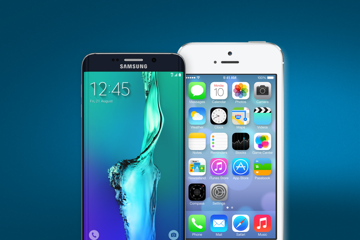 Samsung versus Apple… la tribunal