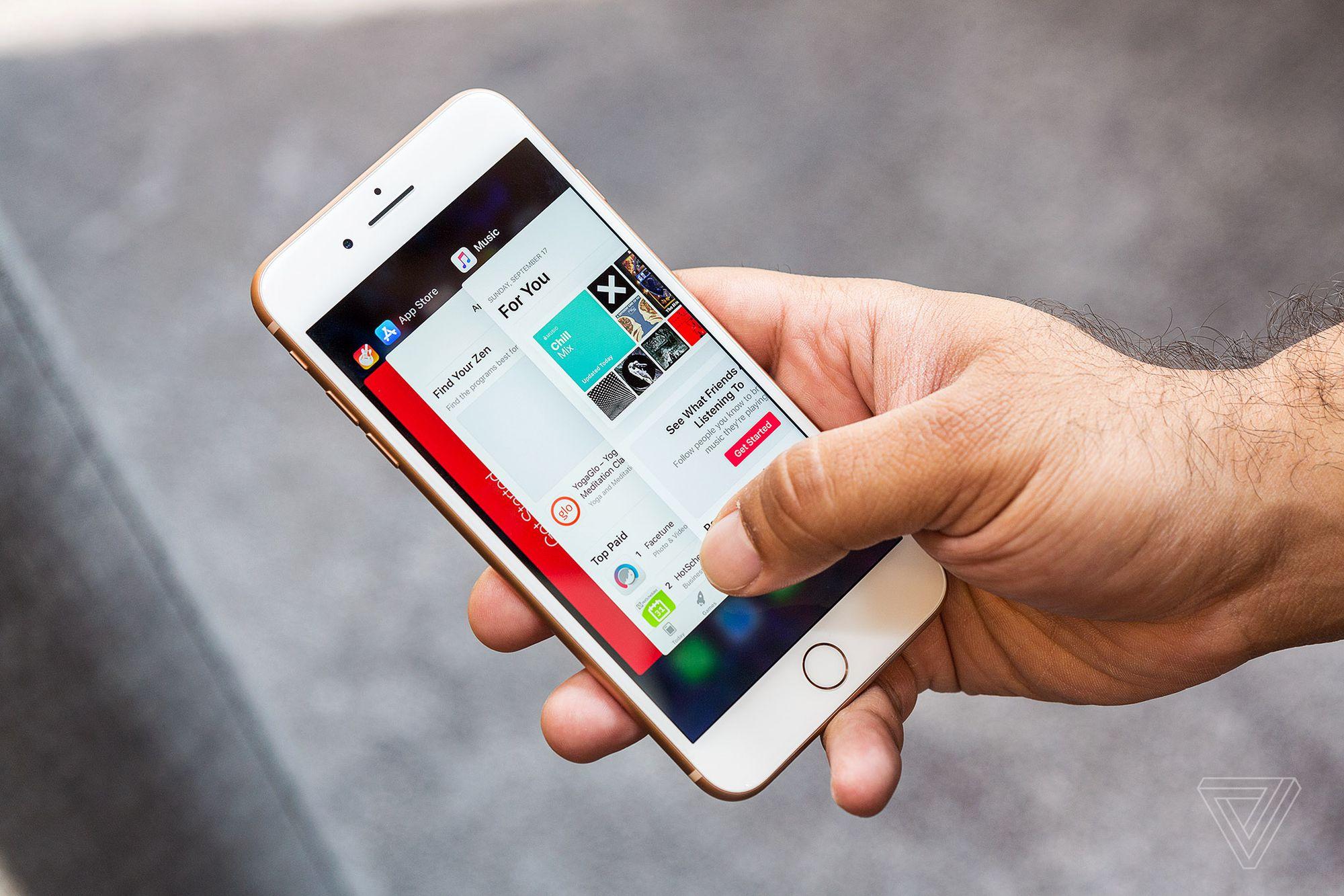 iPhone X – cum să folosești gesturile intuitive