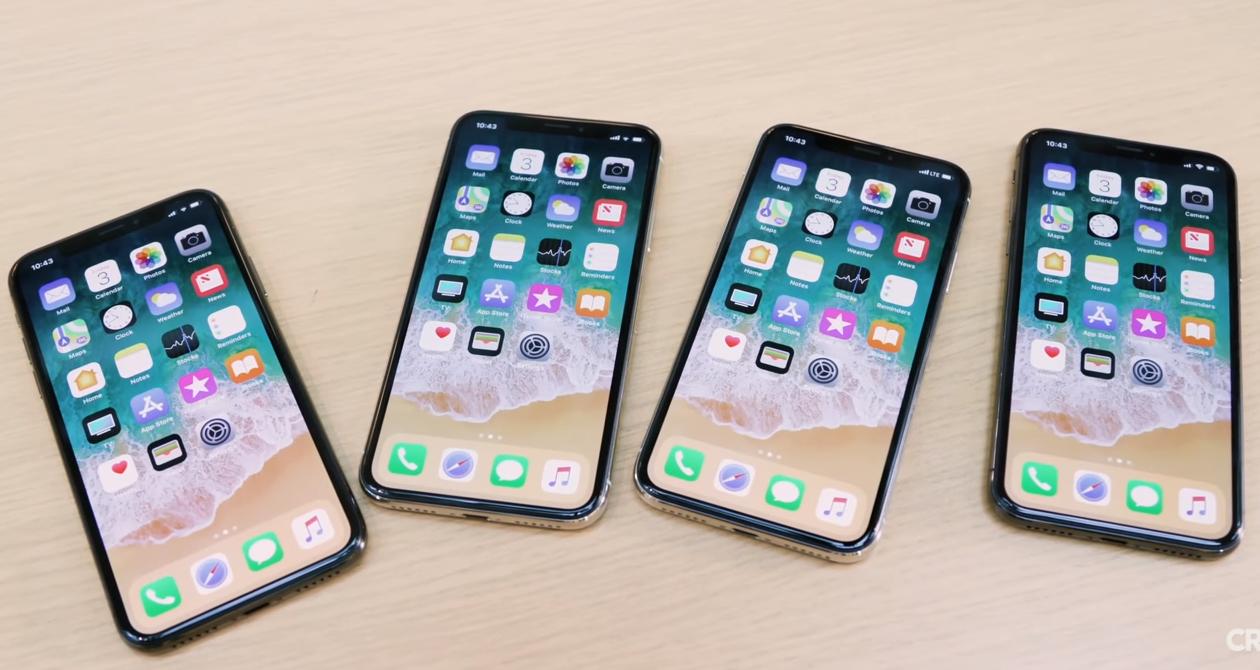 iPhone X – cum se realizează capturile de ecran